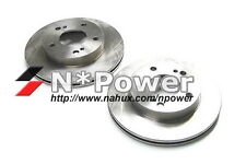 PROTEX BRAKE ROTOR REAR PAIR FOR NISSAN SILVIA 200SX S14 S15 SR20 2.0 DOHC 94-03