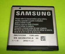 Original Samsung Galaxy S battery EB575152LU for Galaxy S Vibrant 4G SGH-T959V