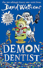 Demon Dentist by David Walliams (Hardback, 2013)
