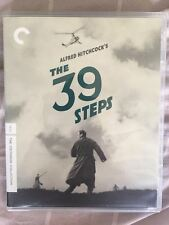 The 39 Steps (Criterion) Blu-ray USED