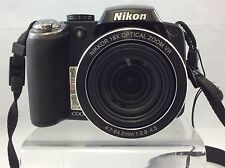 Nikon Coolpix P80 Digital Camera with Case, User Manual Disc Bundle