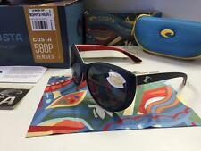 New Costa Del Mar LA MAR Kenny Chesney Polarized Sunglasses + Hat 580P Flip Flop