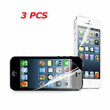 3pc Matte Anti-Glare LCD Screen Protector Film Guard Cover for iPhone5 5G 5S WS