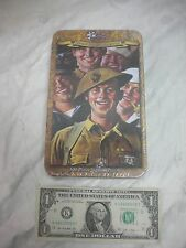 Norman Rockwell Collection Jigsaw Puzzle in Tin - America