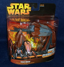 Star Wars: Revenge of the Sith CRAB DROID Action Figure Hasbro ROTS 2005