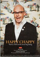 Harry Hill on Magazine Cover August 2012