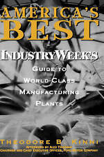 America's Best: IndustryWeek's Guide to World-Class Manufacturing-ExLibrary