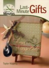 Make It in Minutes: Last-Minute Gifts by Hagerty, Taylor