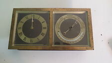 Antique Chelsea Clock and Barometer 1930's