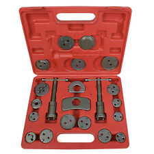 Disc Brake Caliper Piston Pad Car Wind Back Tool Kit 21pc For BMW VW AUDI TOYOTA