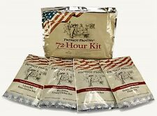 Patriot Pantry 72 Hour Emergency Food Kit 16 Servings 4 Different Hearty Meals