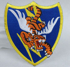 WWII WW2 US 14TH AIR FORCE FLYING TIGERS AVG BADGE JACKET PATCH