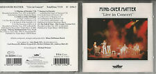 "MIND OVER MATTER ""Live in Concert"" CD 1993 Innovative Communication - Neuwertig"