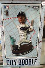 MLB Derek Jeter New York Yankees City Bobble Bobblehead Figure