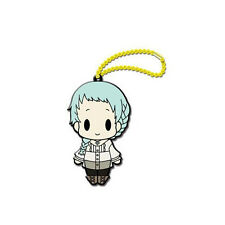 Persona 4 Fuuka D4 Rubber Key Chain Anime Licensed NEW