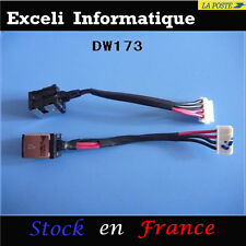 Connecteur alimentation dc power jack socket cable wire DW173 ASUS K70 X5DC X70A
