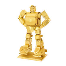 Transformers Bumblebee gold 3D-Metall-Bausatz Gold-Edition Metal Earth 1503