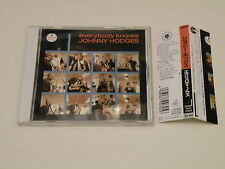 JOHNNY HODGES - EVERYBODY KNOWS - JAPAN CD 1992 IMPULSE RECORDS WOBI - EX++/NM