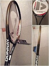NEW OLD STOCK TENNIS RACQUET DONNAY X DUAL GOLD 94