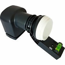 Octo 8 Port LNB With Spirit Level -MK4 Satellite Dish- For Sky HD/Freesat Output