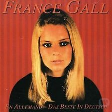 En Allemand: Das Beste In Deutsch by France Gall (CD, May-1998, Warner...