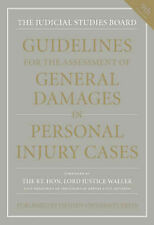 Guidelines for the Assessment of General Damages in Personal Injury Cases (JSB G