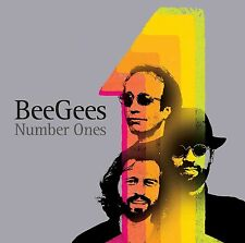 BEE GEES BEEGEES (NEW SEALED CD) NUMBER ONES 1'S / GREATEST HITS / VERY BEST OF