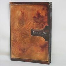 DRAGON AGE Booklet Art Game Guide PS3 Japan Book Ltd