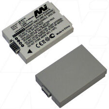 3.7V 950mAh Replacement Battery Compatible with Canon BP-110