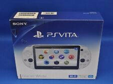 Sony PS Vita PCH-2000 ZA22 White Console Wi-Fi Japan domestic version New
