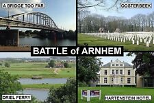SOUVENIR FRIDGE MAGNET of ARNHEM HOLLAND
