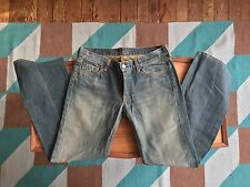 Mens Seven 7 for All Mankind BOOTCUT - Blue Jeans W31 L31 In Great Condition