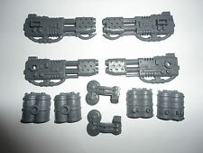 Warhammer 40k Space Marine Land Raider Flamestorm Cannon New and Unbuilt Bits