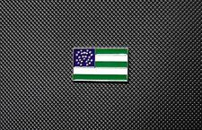 New York Police Department Flag Enamel Lapel Pin NYPD New York's Finest