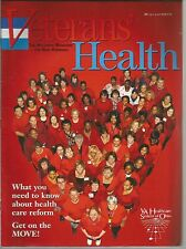 Veterans Health Winter 2013 Health Care Reform/Heart/Dementia/Skin Care