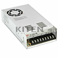 60V 6.6A AC/DC PSU Regulated Switching Power Supply S-400-60 400W High Quality