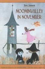 Moominvalley in November (Moomins)-ExLibrary
