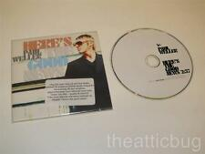 Paul Weller ~ Here's The Good News ~ Promo CD ~ Purchased in Sweden