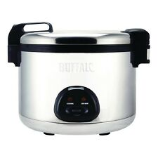 Commercial Catering Large Rice Cooker 9 Litre / 20 Litre Cooked Rice