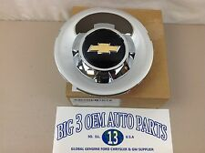 Chevrolet Avalanche Silverado Tahoe Suburban 1500 Chrome Wheel Center Cap new OE