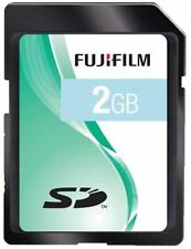 FujiFilm 2GB SD Memory Card for JVC GZ-MS110
