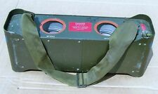 US ARMY AVIATION, MISSILE 11488393 FOR REPAIR 83 VDC 5 BATTERY CARRYING CASE