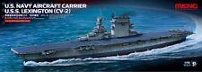 Meng Model 1/700 PS-002 US Navy Aircraft Carrier USS Lexington CV-2