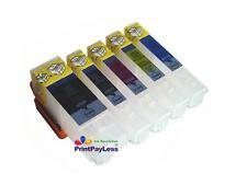 5 Empty Refillable Ink Cartridge for Epson 273/XL Non-OEM XP-800, XP-810, XP-820