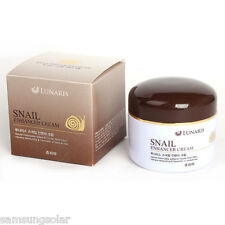 [LUNARIS] Snail Enhancer Cream 100ml  Snail Repair Cream  Anti-wrinkle function