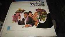 THE CININNATI KID SOUNDTRACK MGM LP E-4313 *SEALED* LALO SCHIFRIN RAY CHARLES