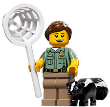 LEGO 71011 Series 15 Animal Control Officer (SEALED)