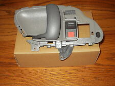 CHEVY SILVERADO Inside Interior Door Handle GRAY Left 1995 1996 1997 1998 1999