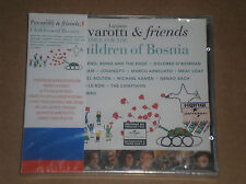 PAVAROTTI & FRIENDS FOR THE CHILDREN OF BOSNIA - CD RUSSIA SIGILLATO (SEALED)