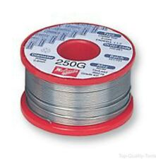 CABLE DE SOLDADURA, 60/40, 0.46MM, 250G, D626 250G REEL 419308